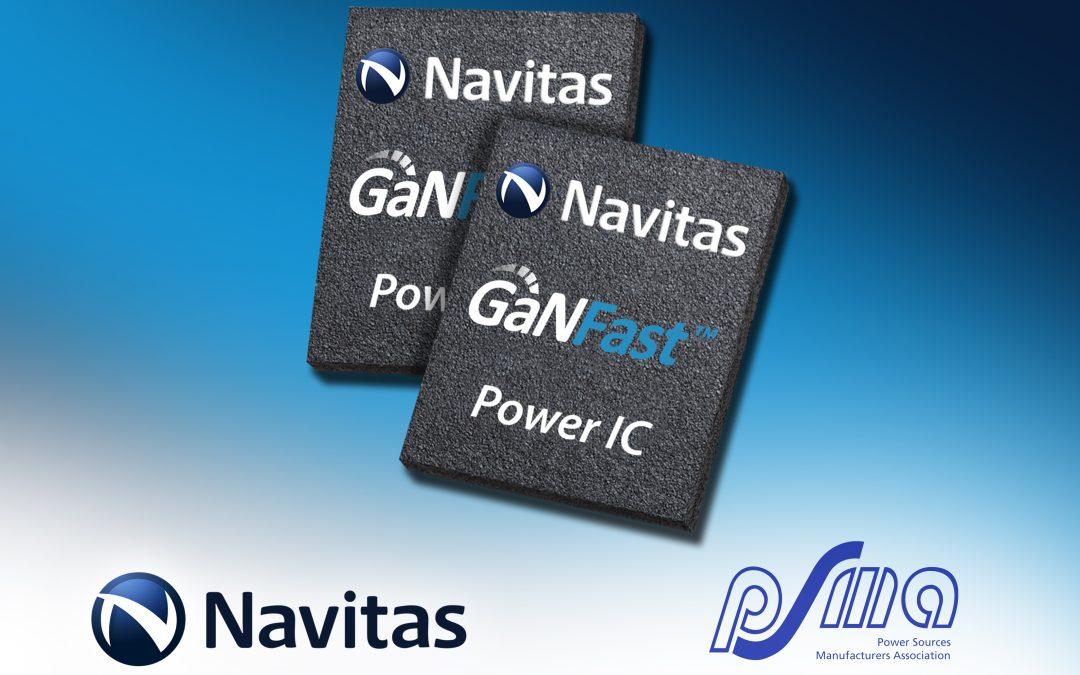Navitas Announces GaN Power IC Expert to Chair  Major Power Sources Association