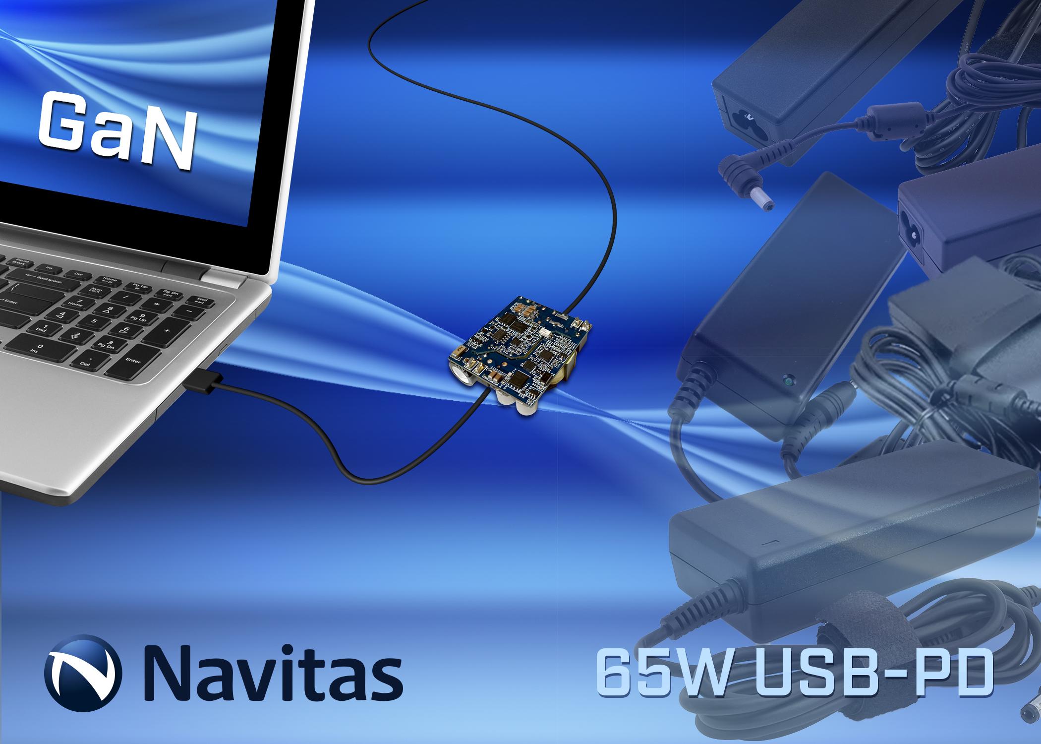 Navitas GaN Power ICs Drive Revolutionary Performance at Key Taiwan Power Electronics Event
