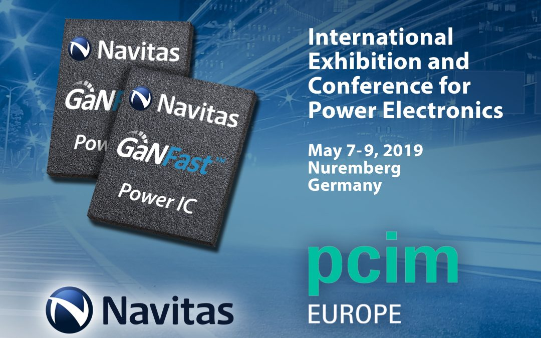 Navitas Presents Industry-Leading GaNFast™ Charging Technology at Premier European Power Electronics Conference