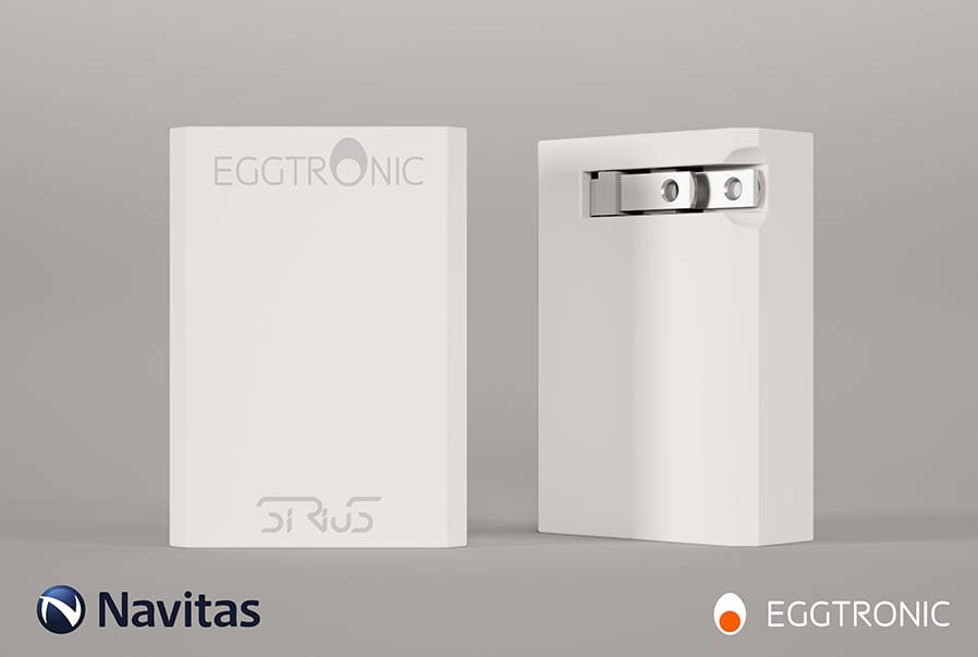 Navitas Enables 65W All-in-One Sirius Micro-Charger From Eggtronic
