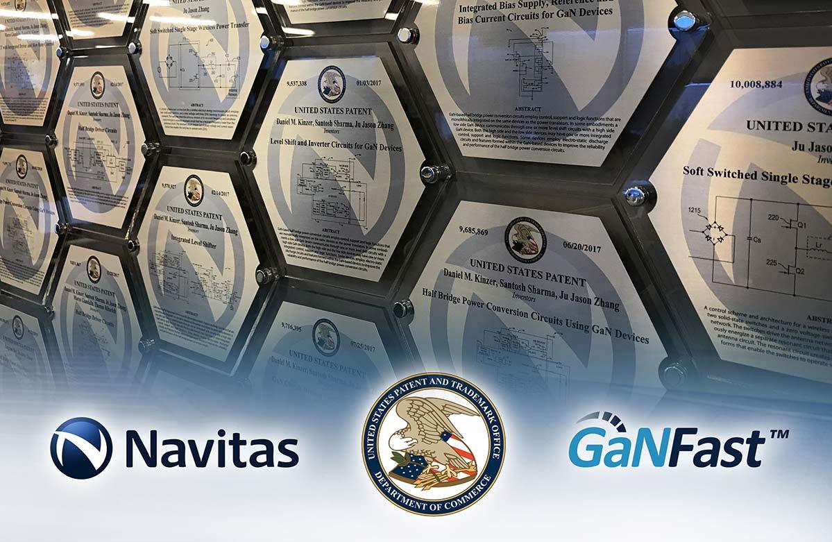 Navitas Drives the GaN Power IC Patent Landscape