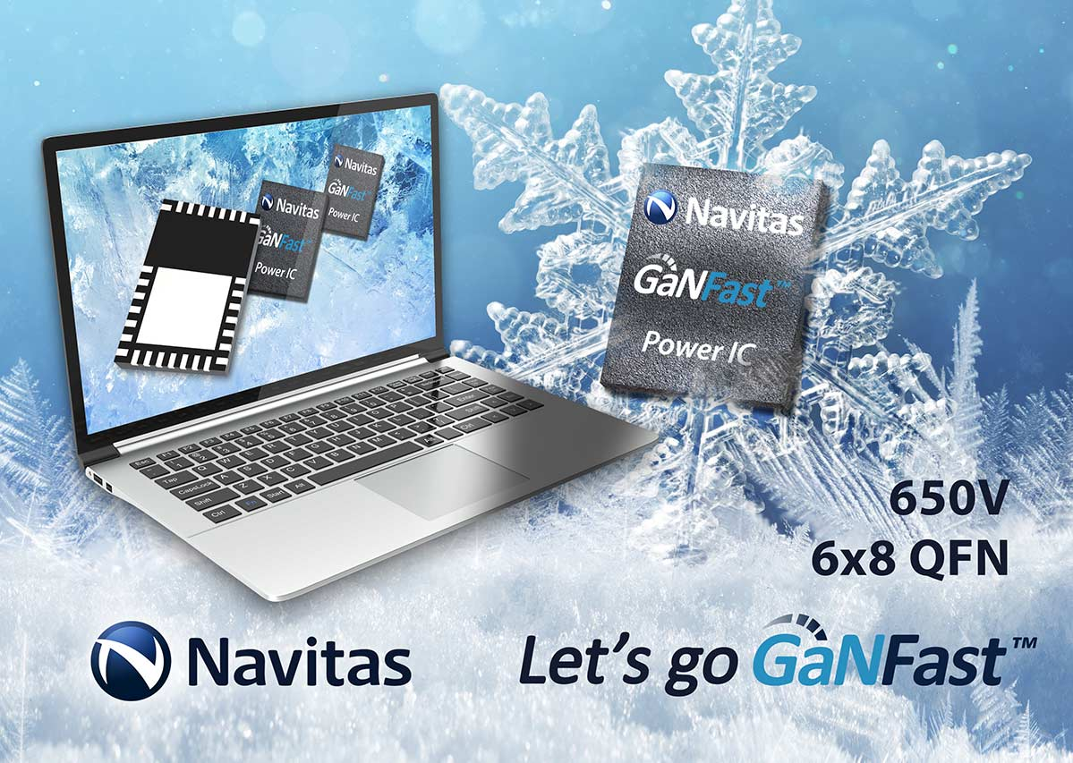 NAVITAS DRIVES A COOL FAST-CHARGER UPGRADE:
