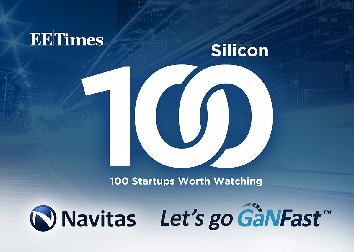 Navitas Named as Top Tech Company to Watch