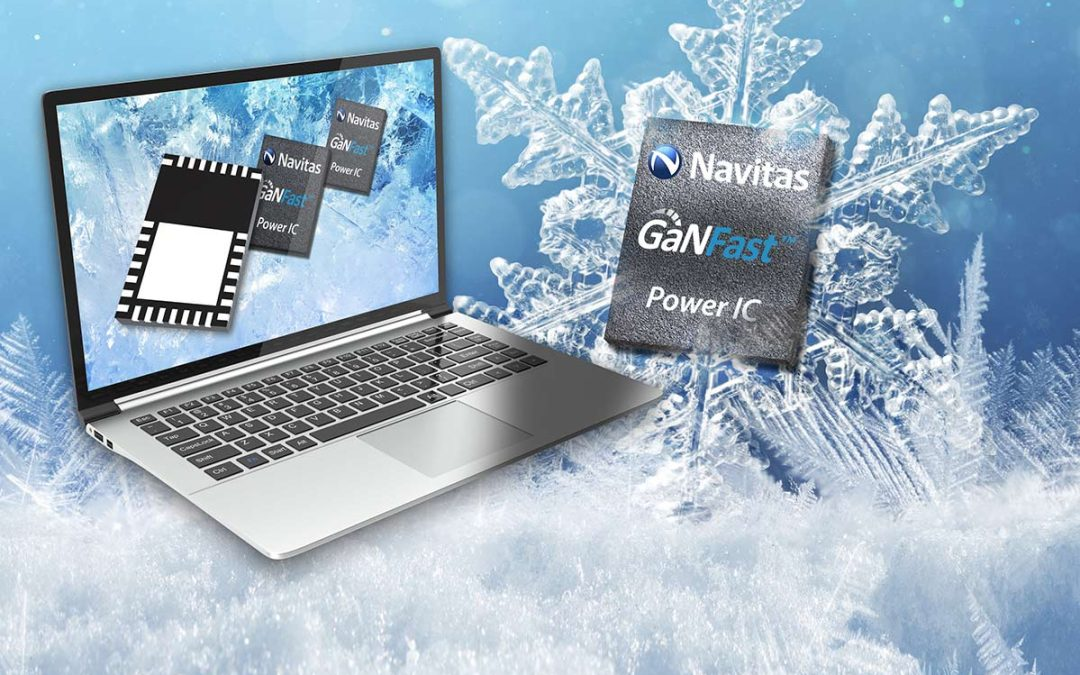 Gallium Nitride (GaN) Runs Even Cooler