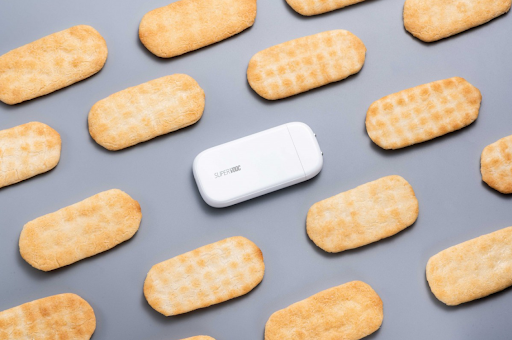GaNFast Power ICs Enable OPPO's 50W Mini 'Cookie' – the World's Smallest, Thinnest Fast Charger