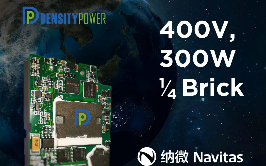 Navitas Delivers 2x More Power for Industrial, Telecom and Data Center Power Supplies.