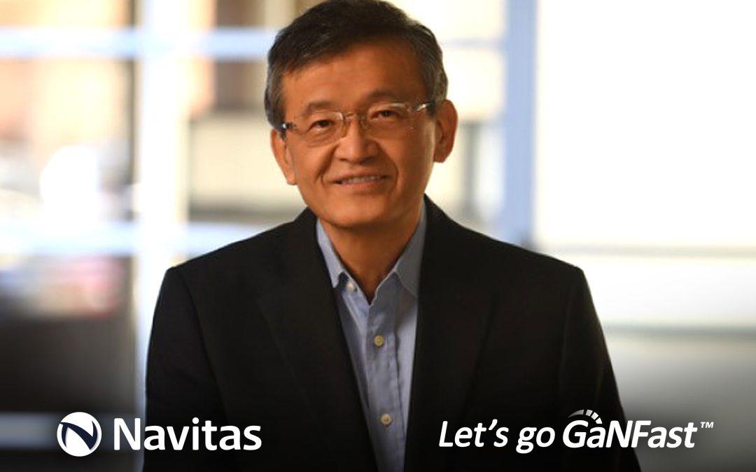 Lip-Bu Tan Joins Navitas Semi as Advisor and Investor.