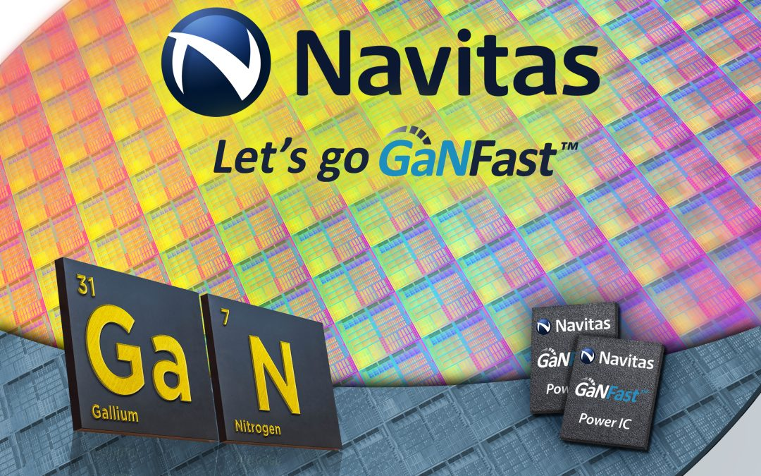 Navitas Ships 13,000,000 GaNFast Power ICs with World-Class Reliability