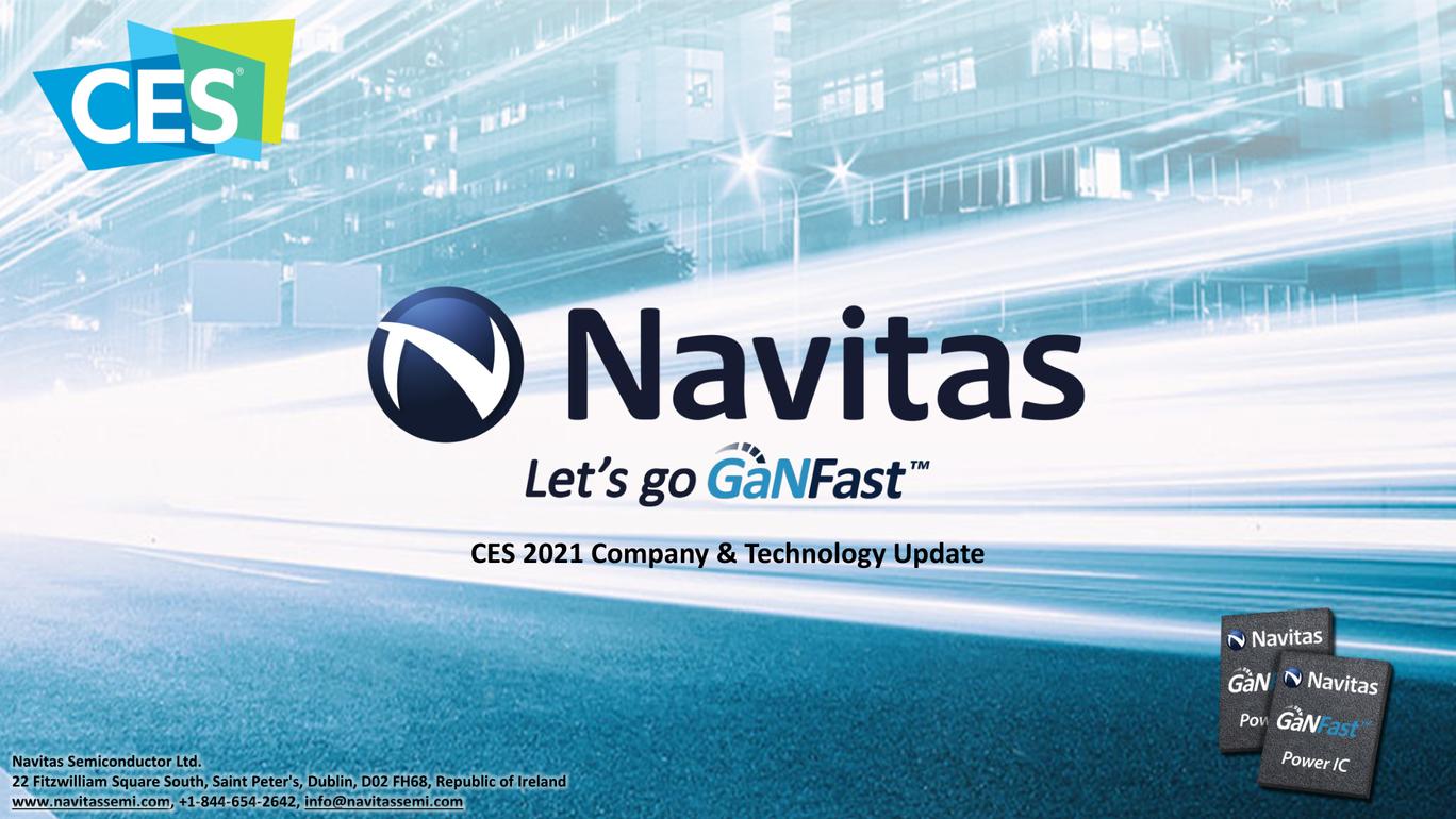 Navitas Company & Technology