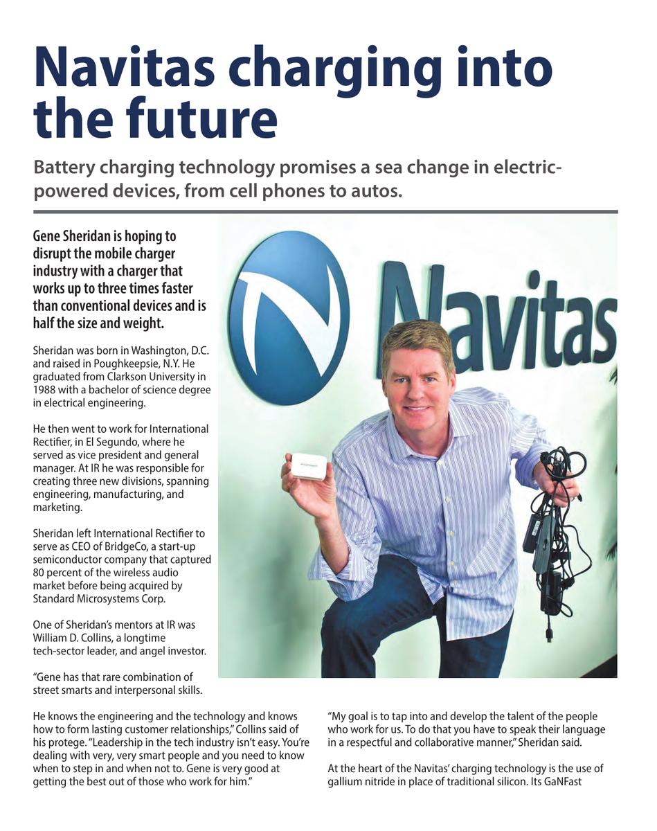 Charging into the Future with GaN (Gallium Nitride)