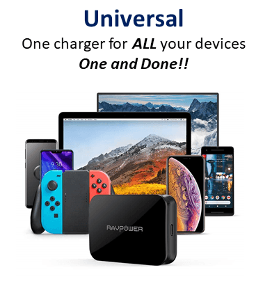 Universal charging