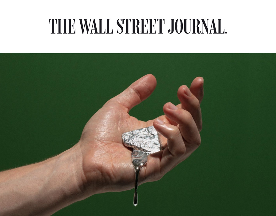 WSJ on Gallium Nitride: The Novel Material That's Shrinking Phone Chargers, Powering Up Electric Cars, and Making 5G Possible