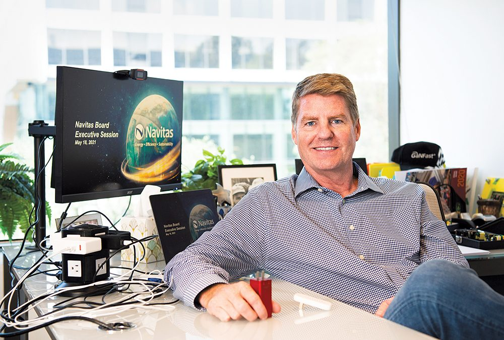 El Segundo's Navitas plans to upend device charger market with $1 billion public offering