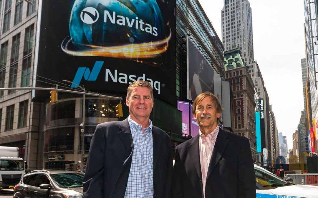 Live-Stream Presentation: Navitas Semiconductor Investor Day, July 26th 2021 at NASDAQ New York.