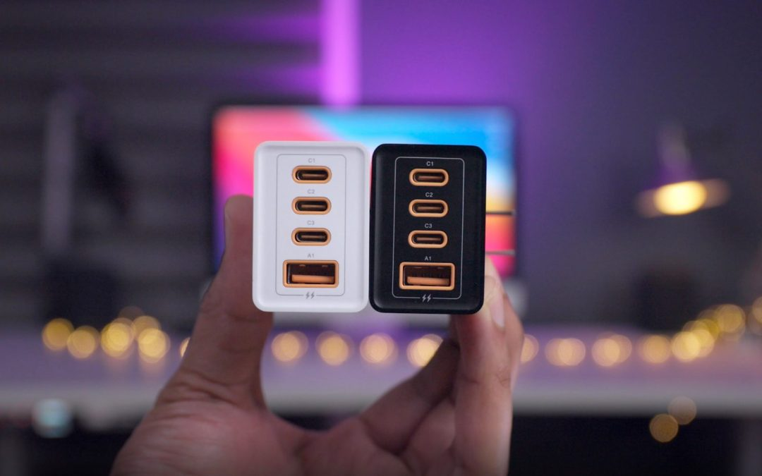 9 to 5 Mac: Hands-on with the Hyperjuice Stackable GaNFast Charger