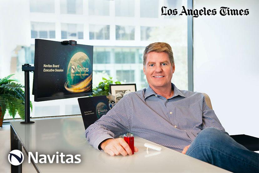 Los Angeles Times: El Segundo semiconductor maker goes public in billion-dollar deal amid chip shortage