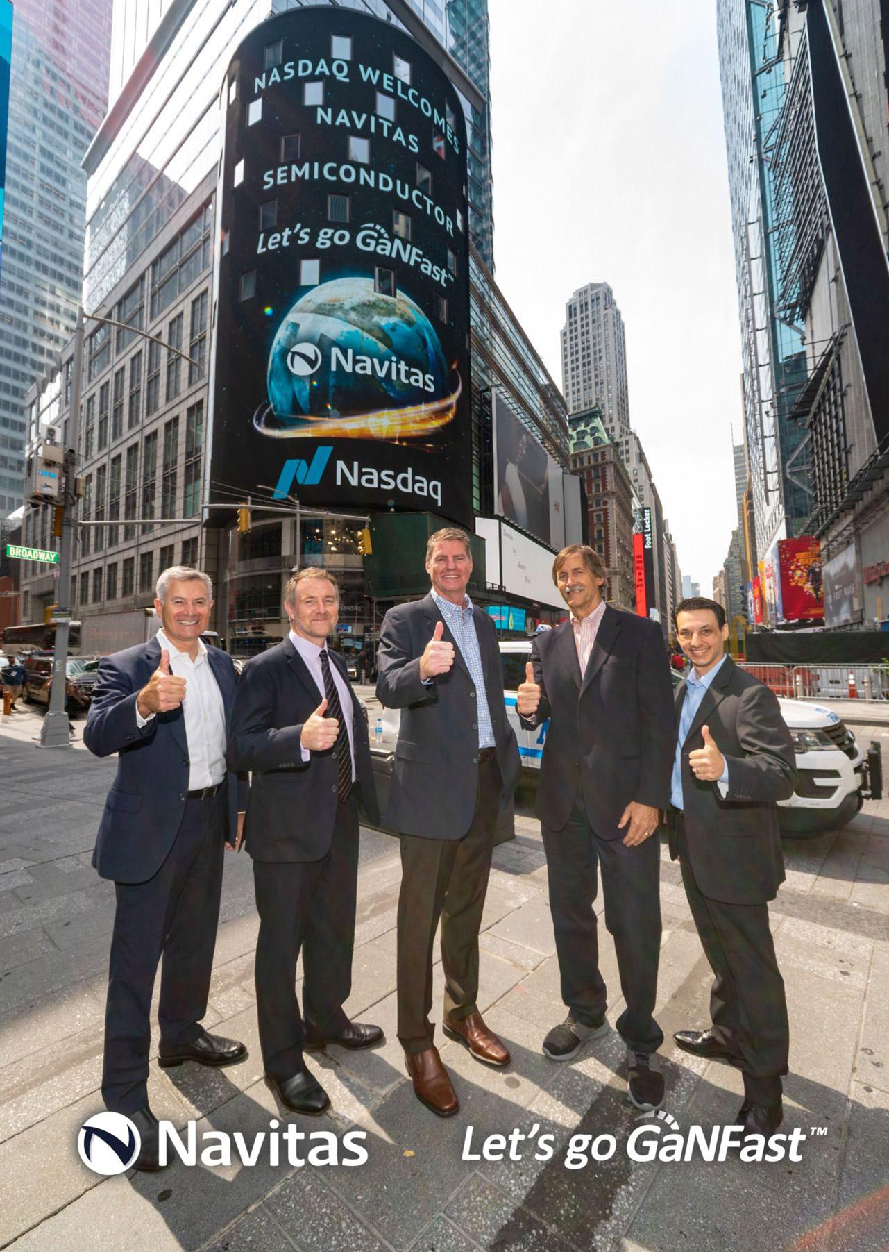 Live Oak Acquisition Corp. II (NYSE: LOKB) 和氮化镓功率芯片的行业领导者纳微半导体宣布股东已批准合并交易