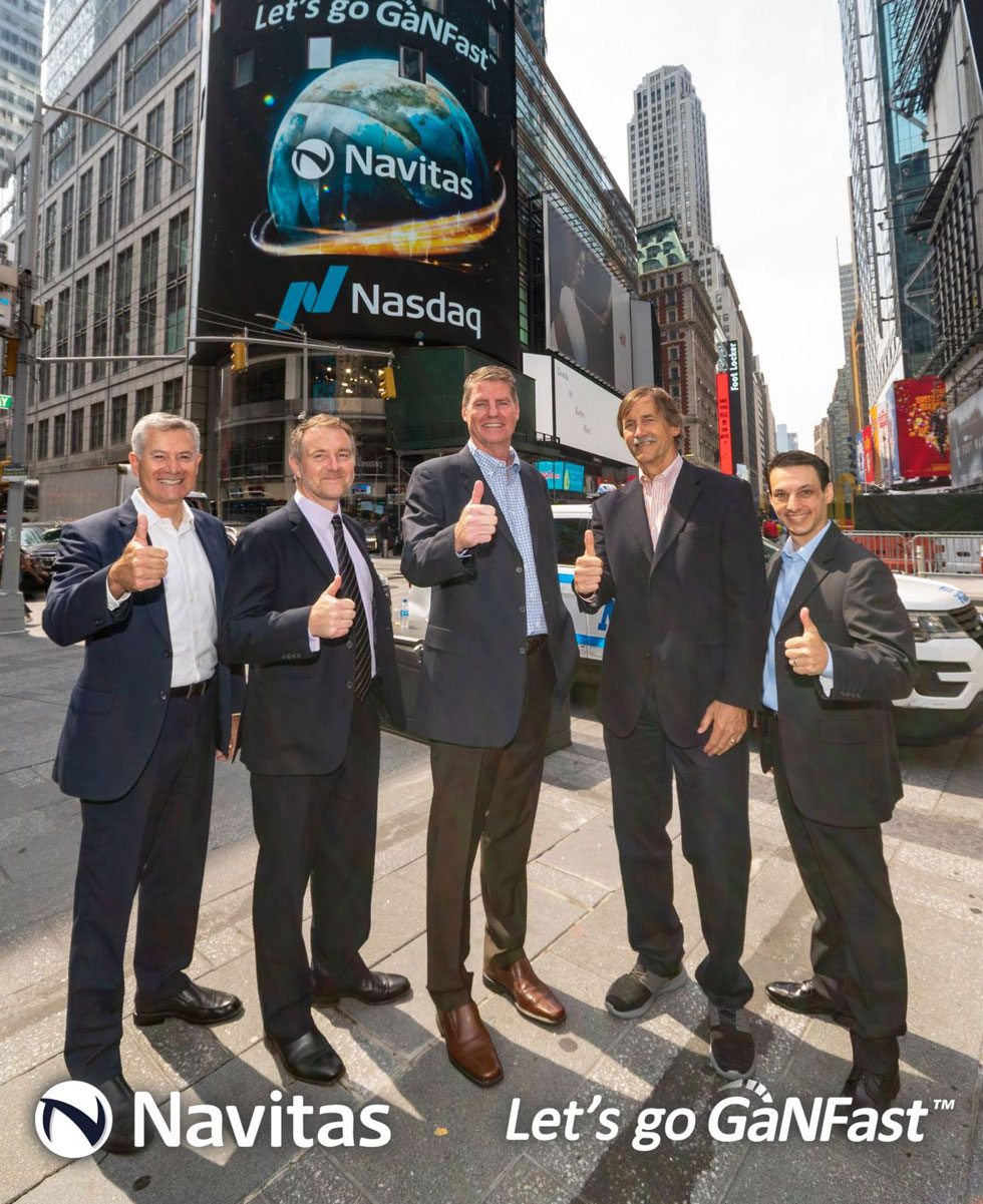 Live Oak Acquisition Corp. II (NYSE: LOKB) and Navitas Semiconductor, the Industry Leader in Gallium Nitride (GaN) Power ICs, Announces Shareholder Approval of their Business Combination