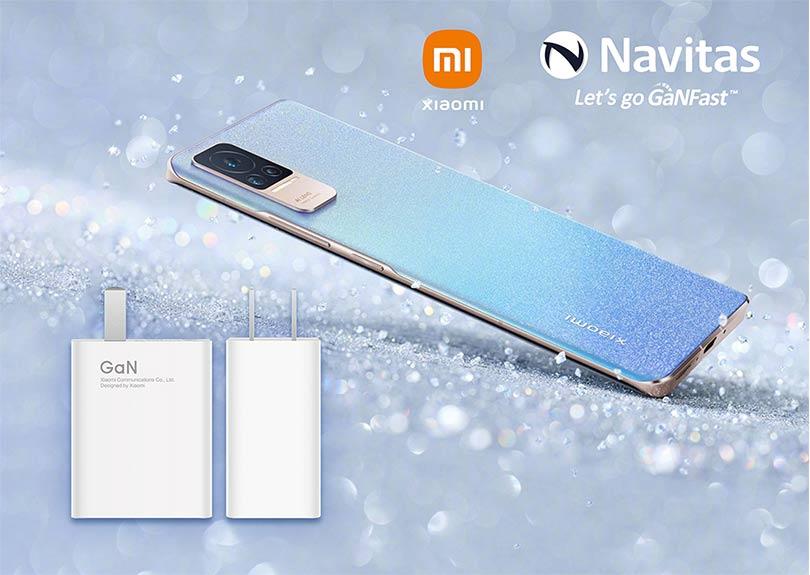 PR145 Olympic Champion Endorses New Xiaomi Civi Smartphone, in Fourth Navitas-Xiaomi Collaboration